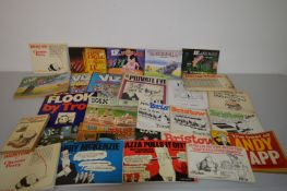 Cartoon Albums and Comic Annuals.