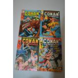 Conan The Barbarian by Marvel Comics.