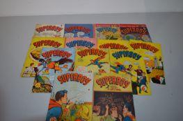 Superboy by Colour Comics Pty.