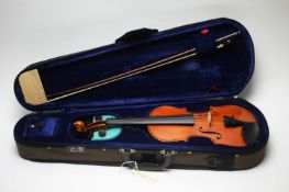 Stentor 3/4 size student violin