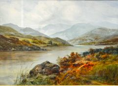 John Wilson Hepple - watercolours