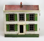 Tri-ang, England: a doll's house, Model No. DH/2.
