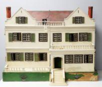 Tri-ang for Hamley's: Tudor Mansion Model No. DH/82.