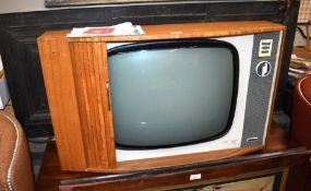 A vintage Kolster-Brandes Venturer 625 television
