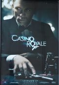 "A Columbia Pictures film poster for ""Casino Royale"", 101 x 67."