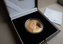 Royal Mint - A 1997 United Kingdom Gold Wedding Anniversary of Her Majesty the Queen and Prince