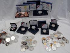 2006 silver American Eagle one dollar coins,