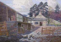Sydney Buckley Yewtree Farm,