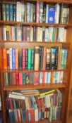 A large quantity of books, including Millers and Lyles guides, reference books on silver,