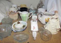 Commemorative mugs,