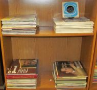 A large quantity of Classical LP's including Mozart,