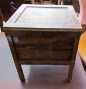 A commode,
