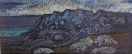 Stan Williams Preseli Hills, Carnmeini Pastels Together with limited edition prints, other prints