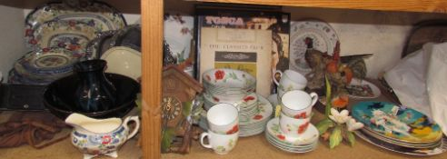 A set of three Royal Doulton plates after Le Roy Neiman including Punchinello,