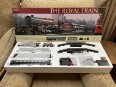 Hornby for Marks and Spencer - The Royal Train, with Princess Elizabeth Locomotive and tender,