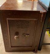 A C Price & Sons, fire proof safe,