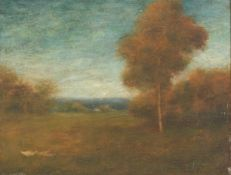 Attributed to George Inness Jr. (French/American, 1854 - 1926)
