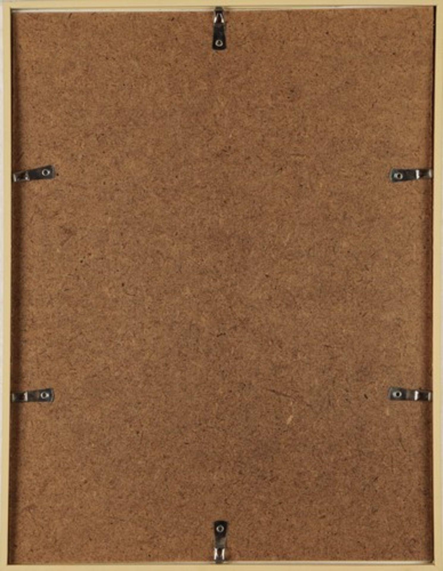 Los 1822 - Bild - ErotikaA. 20.Jh., Indien, Mischtechnik/Papier, erotische Darstellung im Palastinterieur,