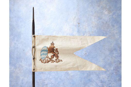 Militaria Deutschland - Stahlrohrlanzen und Holzlanzen der Sammlung Gerhard  Wanner - Teil I.