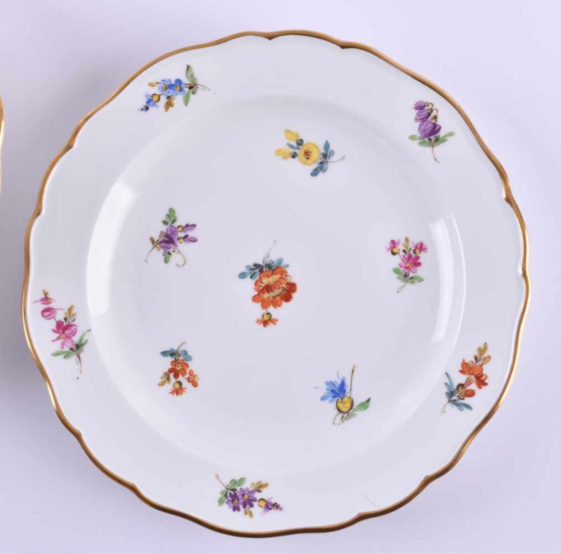 Meissen A group of porcelain - Bild 3 aus 7