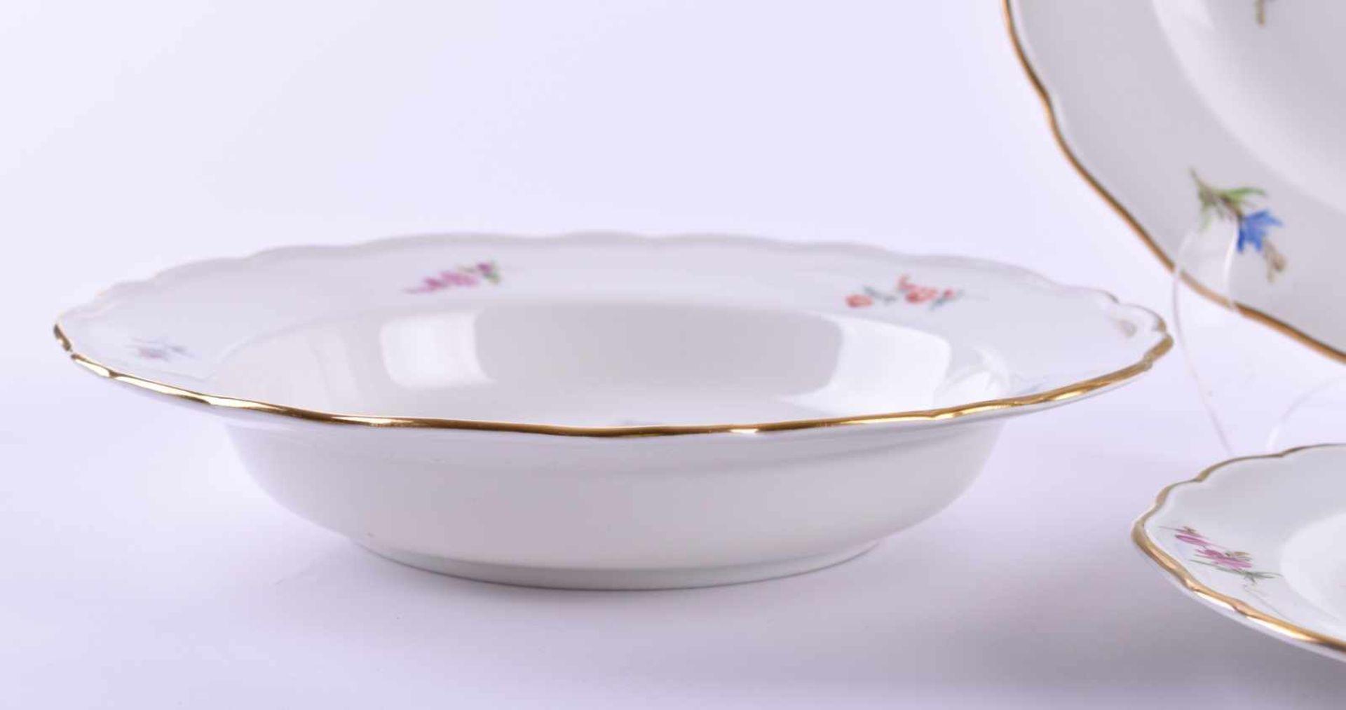 Meissen A group of porcelain - Bild 2 aus 7
