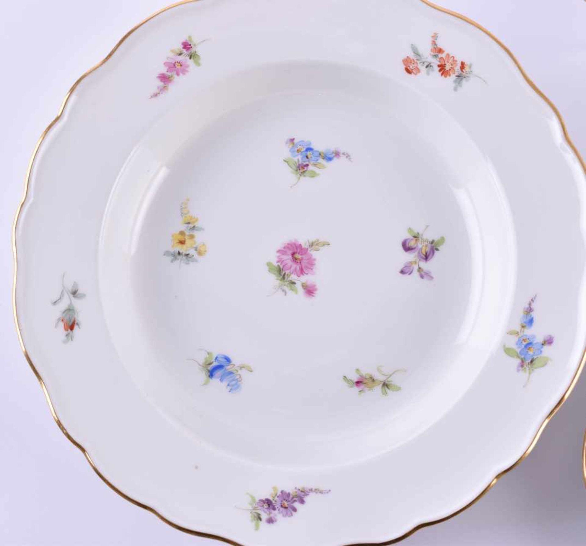Meissen A group of porcelain - Bild 4 aus 7