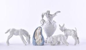 Konvolut Thüringer Porzellan