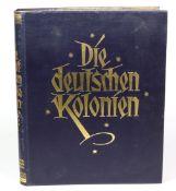 Die Deutschen KolonienPrachtband, Major A.D. Kurd Schwabe und Paul Leutwein, Verlagsanstalt für
