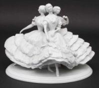 Figurengruppe '3 Grazien-Tanzlust' / A figural group '3 graces', C. Volkhart für Rosenthal, 1.