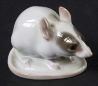 Maus / A mouse, Rosenthal, Selb, um 1930