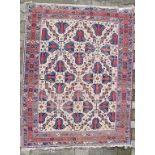 Teppich / A carpet