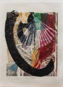 Ruth Tesmar(Potsdam 1951-, deutsche Grafikerin, Std. a.d. AK Berlin, seit 1993 Prof. an der