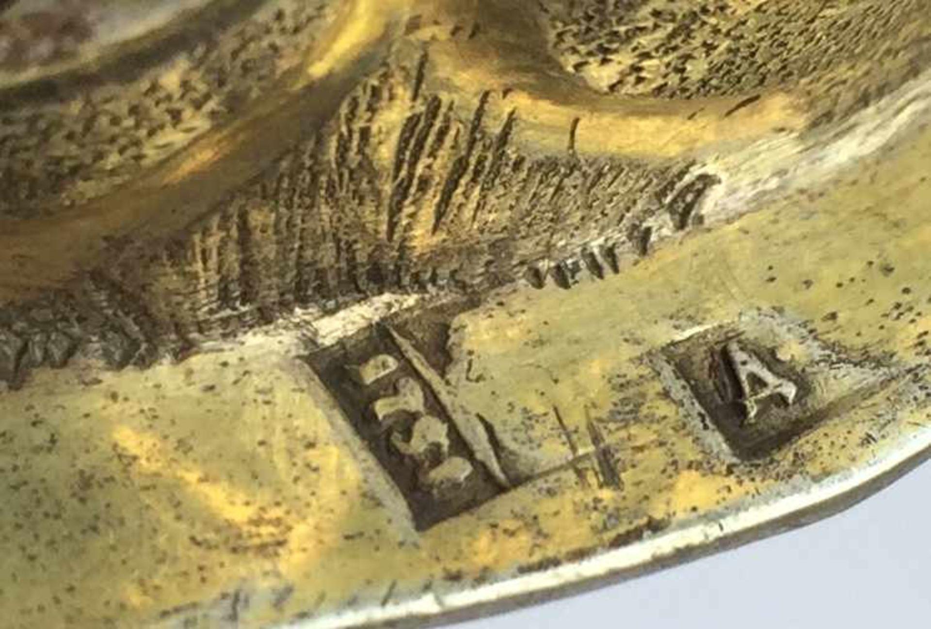 Altrussischer Deckelpokal, - Bild 2 aus 4