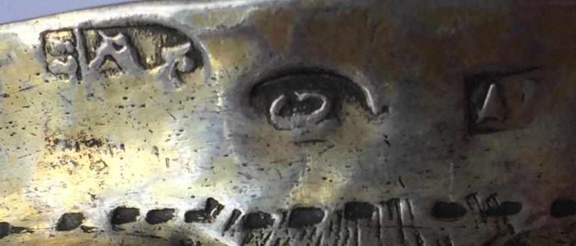 Altrussischer Deckelpokal, - Bild 3 aus 4