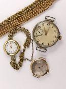3 Armbanduhren