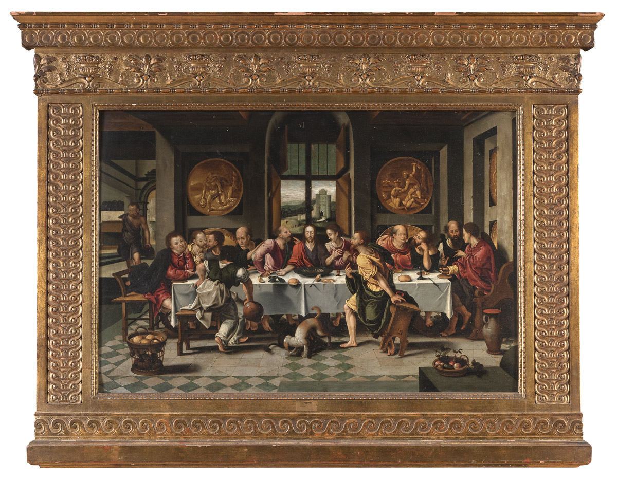 Lot 18 - PIETER I COECKE VAN AELST manner of