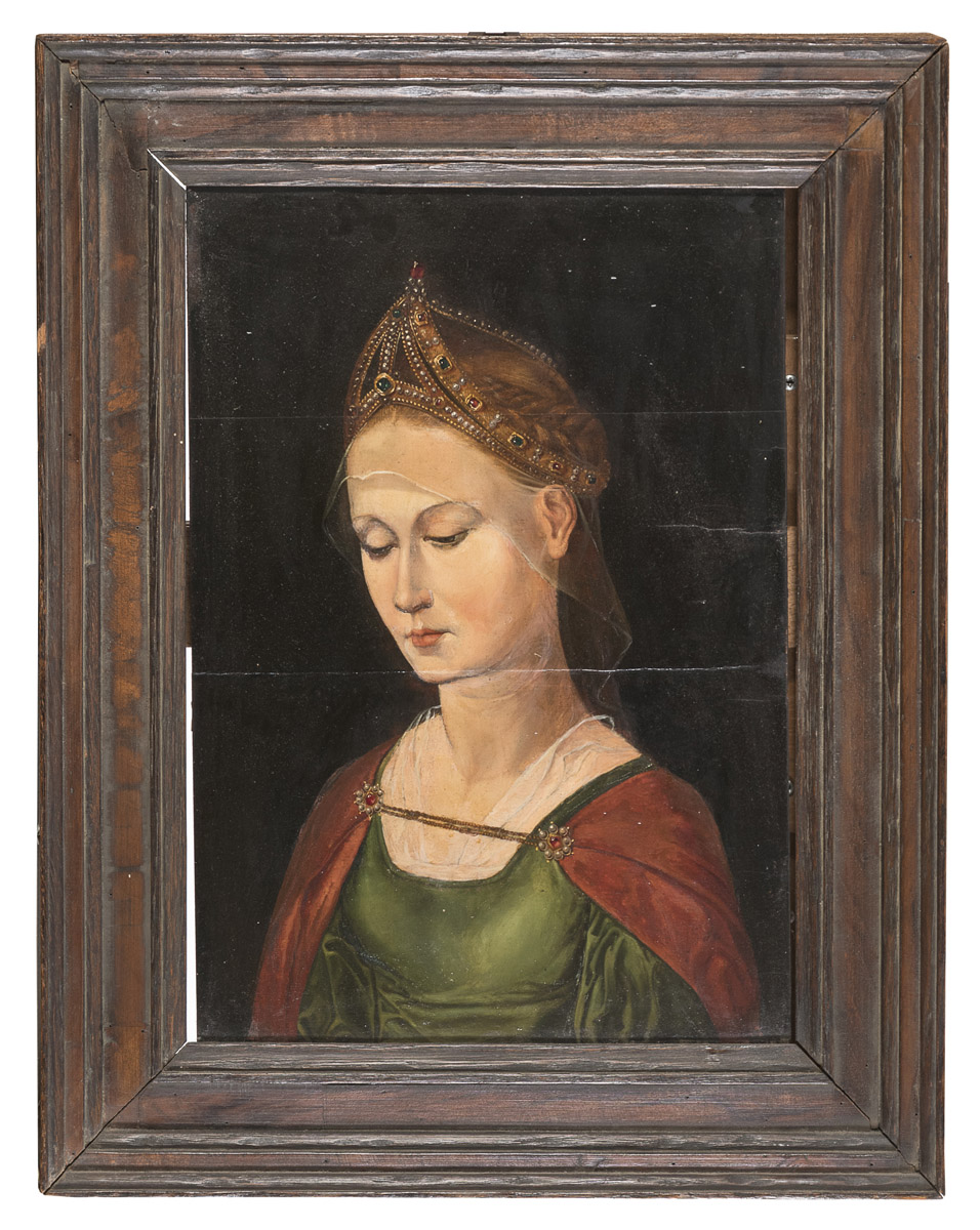 Lot 29 - FLEMISH PAINTER END OF THE 19TH CENTURY