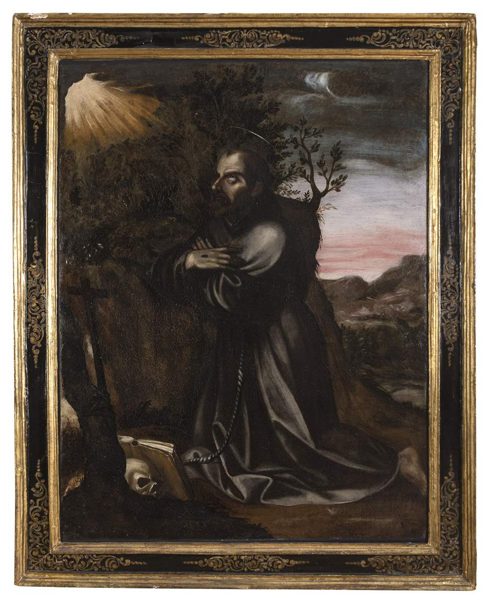 Lot 38 - NORTHERN ITALY PAINTER FIRST HALF OF THE 17th CENTURY