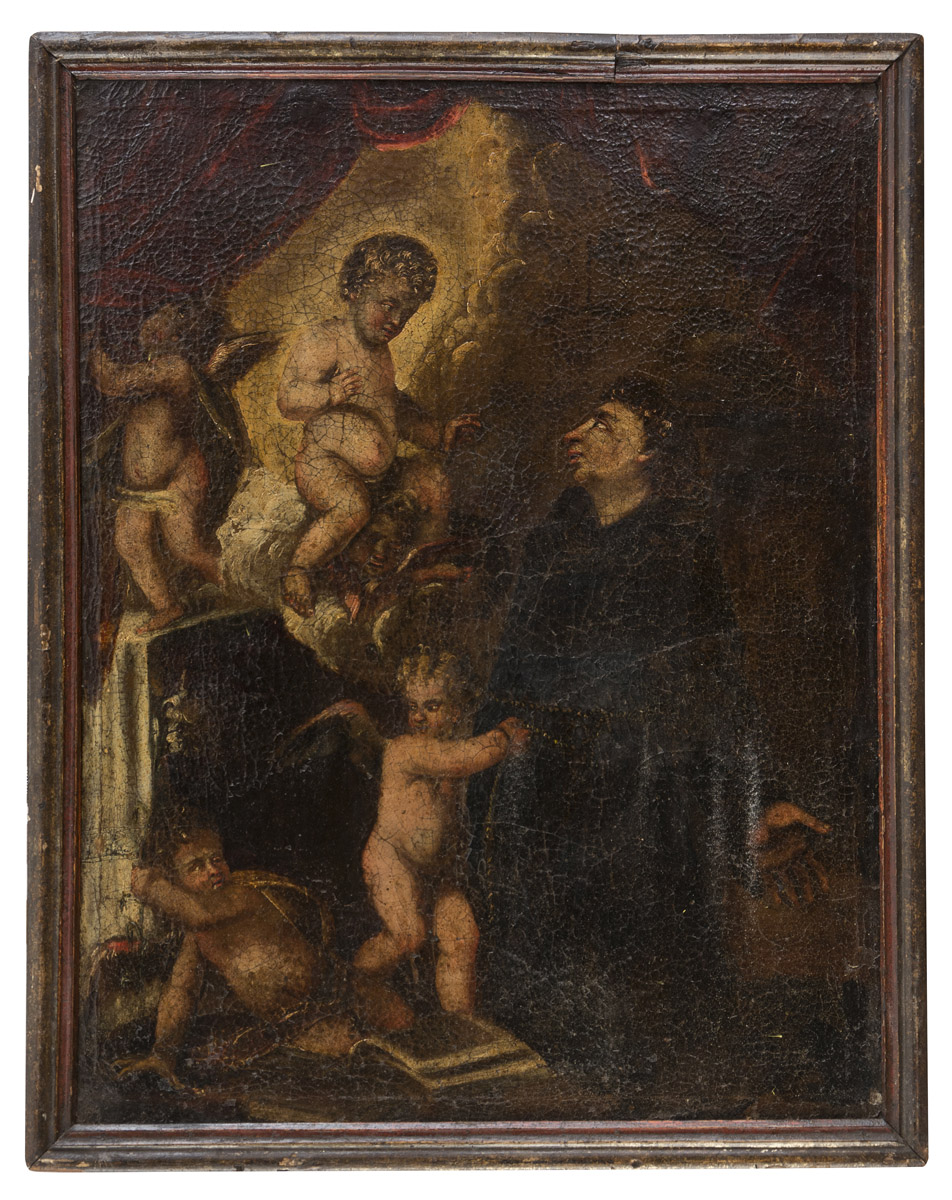 Lot 41 - PADOVAN PAINTER 17th CENTURY