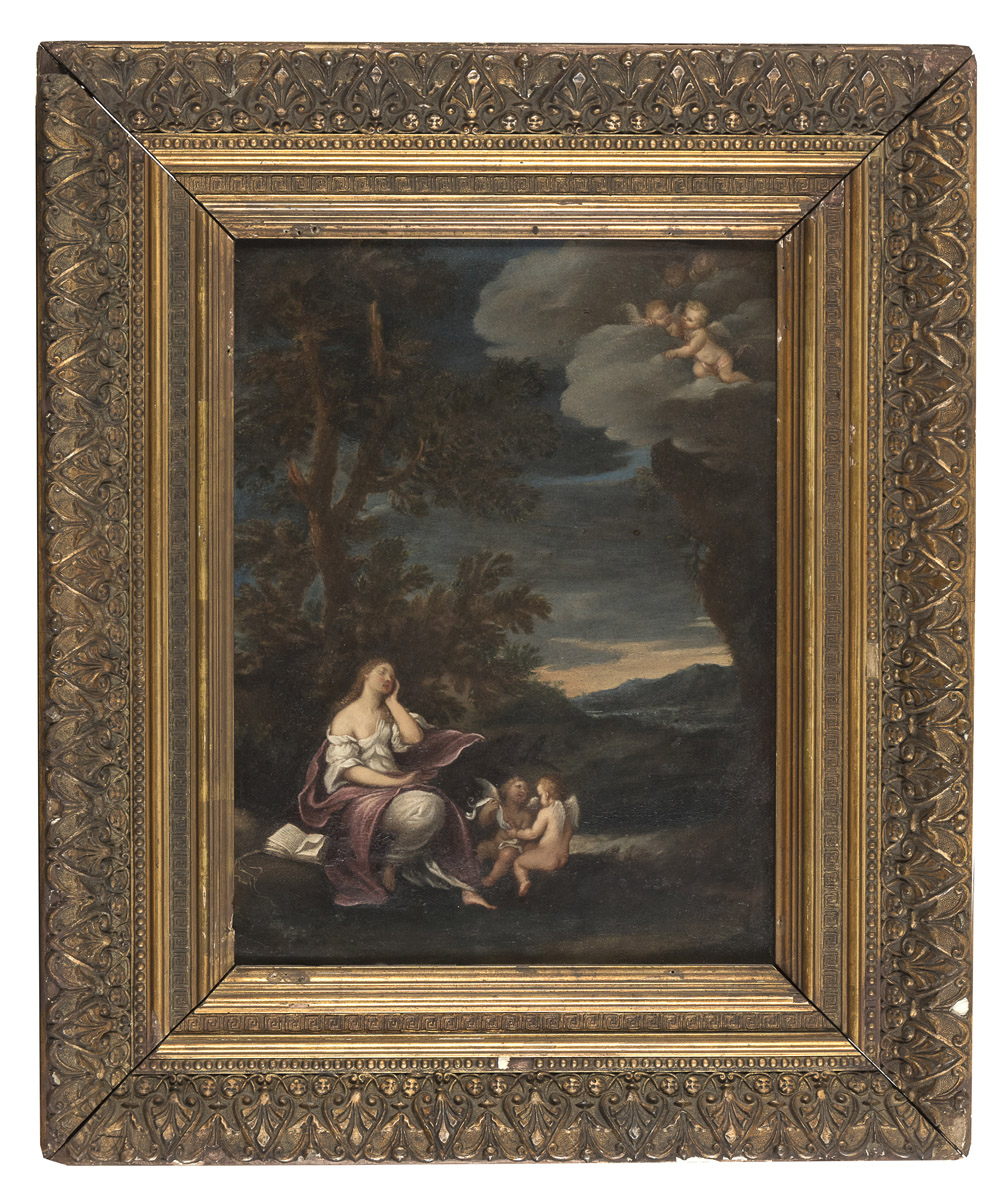 Lot 23 - BOLOGNESE PAINTER 18th CENTURY