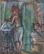 DRAWING BY LUIGI BARTOLINI