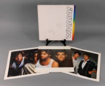 Wham ! The final Wham ! includes two vinyl records,