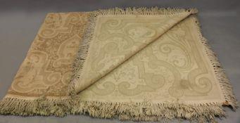 A large Casa Pupa floral pattern carpet,