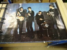 Music Posters, including; The Beatles, Gary Glitter, Parachute Pretty Things, U2 Pride,