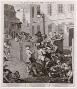 William Hogarth (British, 1697-1764), Fi