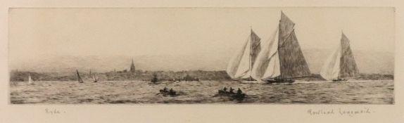 Rowland Langmaid (British, 1897-1956), R