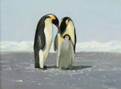 Pip McGarry (British, b. 1955), Penguin