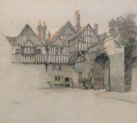 Cecil Aldin (British, 1870-1935), Cheyne