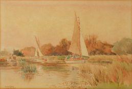 William Leslie Rackham (British, 1864-19