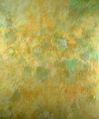 Angelo Ippolito (1922-2002), Overcast, oil on canvas, 163cm x 196cm. Illustrated.